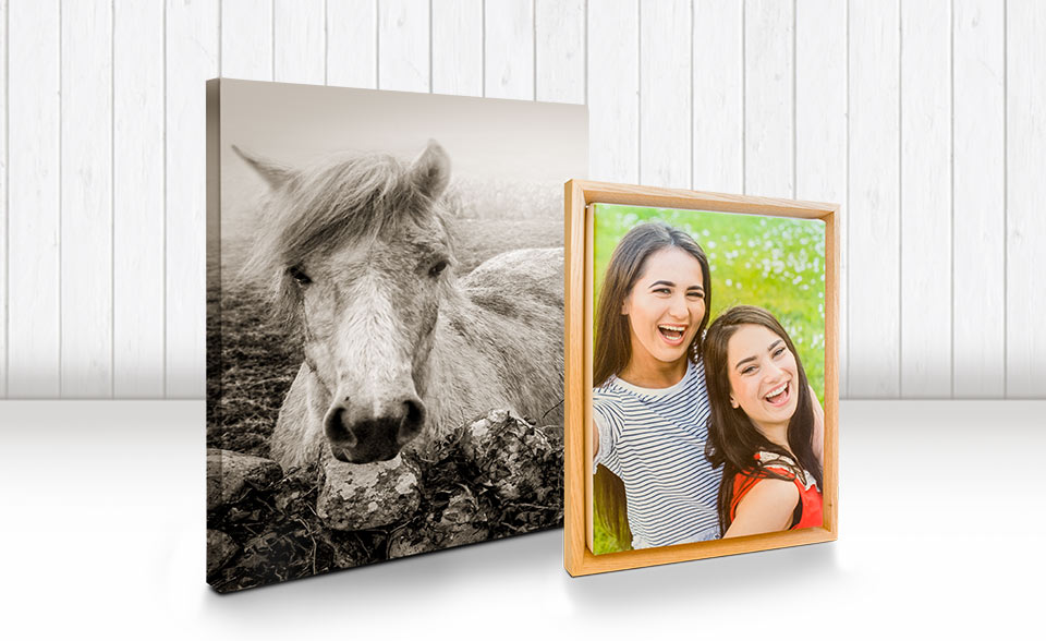 Fujifilm Ennis Large canvas photography prints mounted for your home decorating