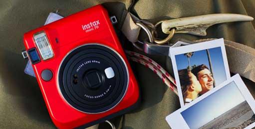 Fujifilm Ennis instax min 70