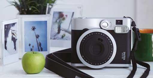 Fujifilm Ennis instax mini 90