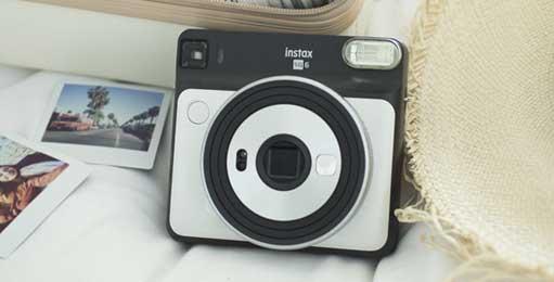 Fujifilm Ennis Insta sq6