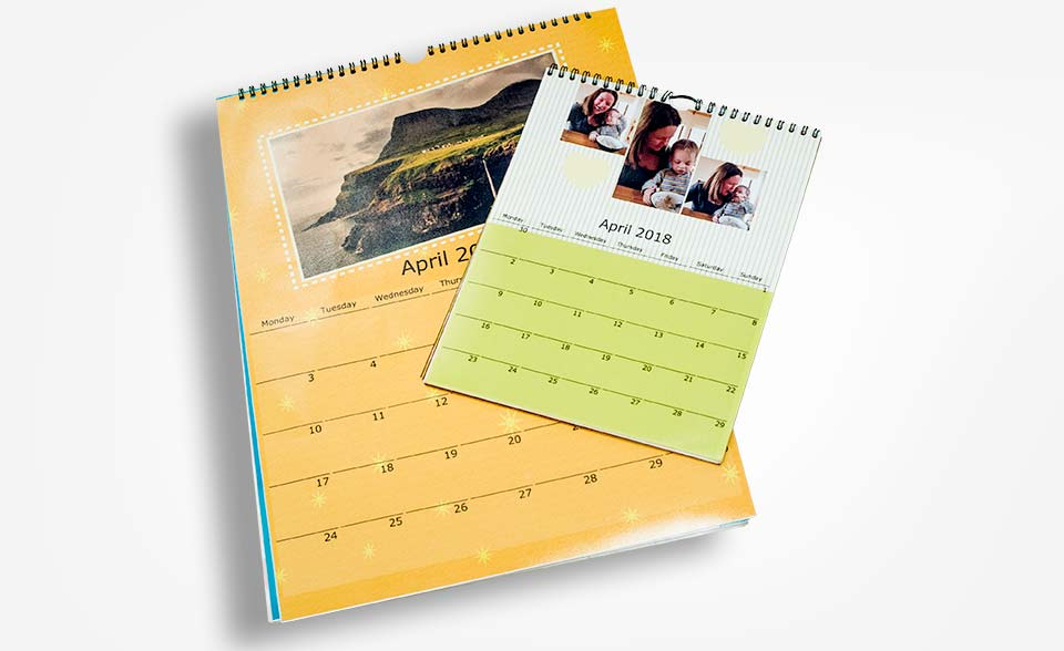 Fujifilm Ennis Photo calendars