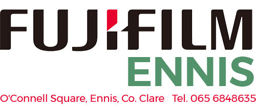 Fuji printing in Ennis Ireland