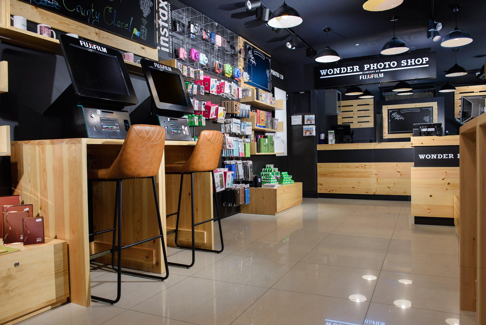 General View of Wonder Photo Shop Ennis