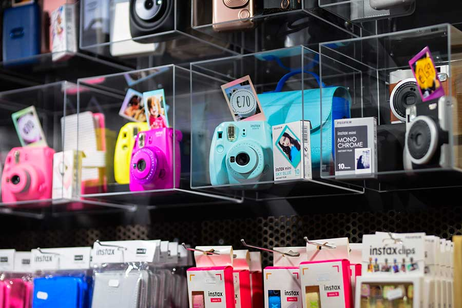 Instax camera range ireland prices galway